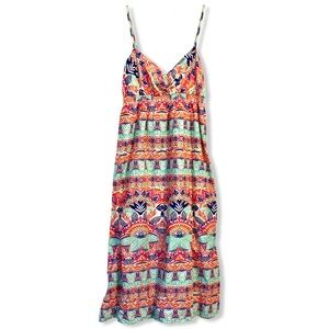 Aeropostale Midi Sundress Floral Medium